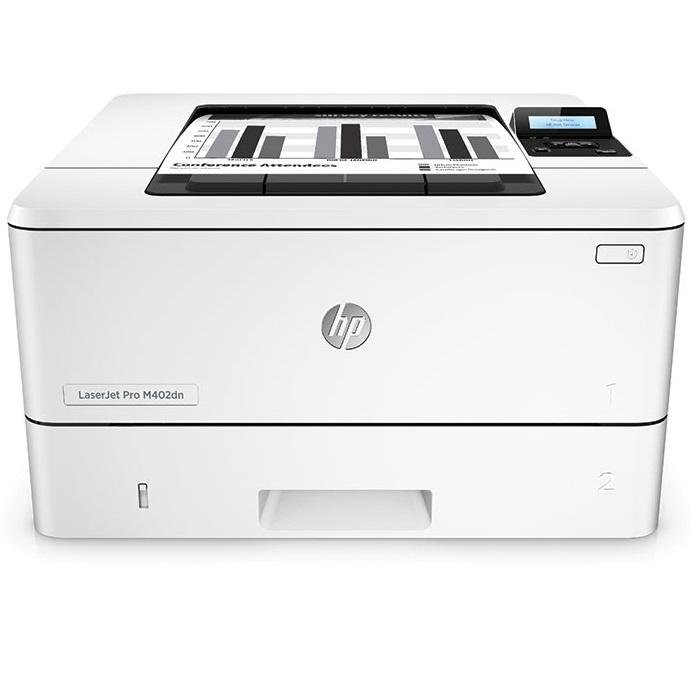 Absolute Toner HP LaserJet Pro M402dn (Meter Only 650 pages) Monochrome Printer For Office | Black & White Laser Printer Showroom Monochrome Copiers