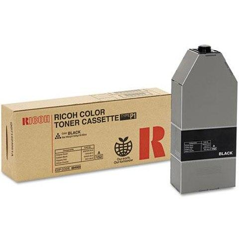 Absolute Toner Genuine Ricoh Aficio 3228C Black Toner Cartridge Showroom Copier accessories