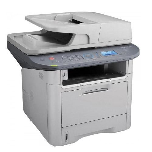 REPOSSESSED Samsung SCX-4835FR All-In one Monochrome Laser Multifunction Printer Copier Scanner