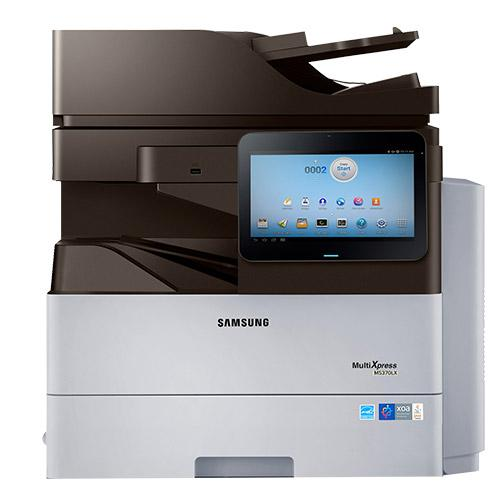 Brand New - Samsung MultiXpress SL-M5370LX 5370 Laser Monochrome Multifunction Printer High Speed 53PPM