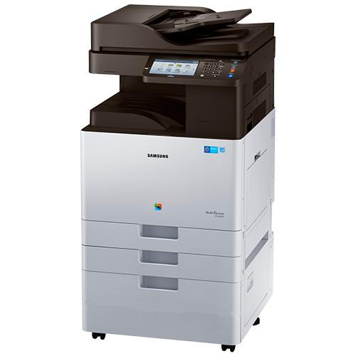 Absolute Toner $49.95/Month Brand New Samsung MultiXpress SL-X3280NR 3280 Color Laser Multifunction Printer Copier Showroom Color Copiers