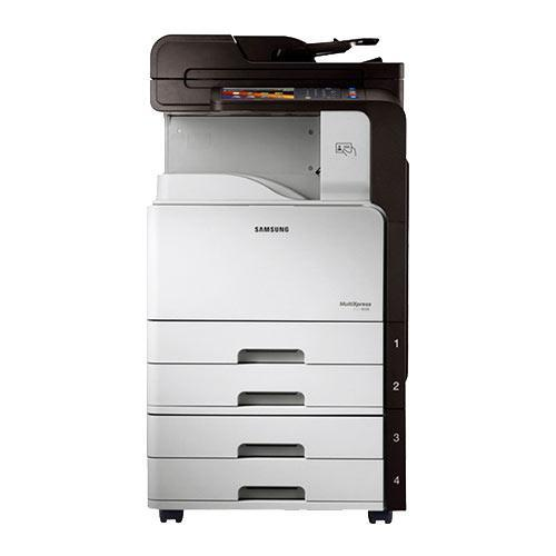 $39.99/Month - REPOSSESSED Samsung SCX-8128NA 8128 Monochrome Printer Copier Scanner Scan 2 email 11x17
