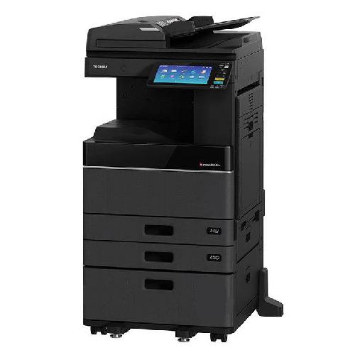 $59/Month - Toshiba e-STUDIO 4508A Monochromo 1X17 Copier Printer Scanner 45PPM
