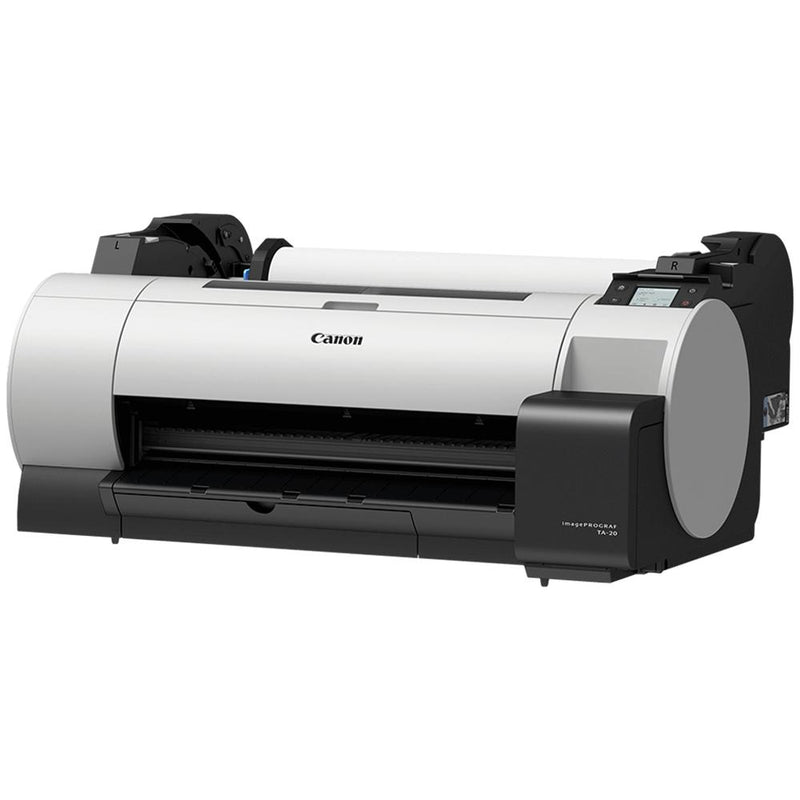 "Absolute Toner Canon imagePROGRAF TA-20 24"" (3659C002) Large Format Desktop Printer - $27/Month Showroom Color Copiers"