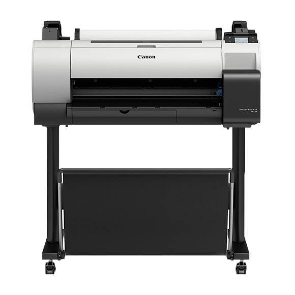 "Absolute Toner $34.68/mo. Canon ImagePROGRAF TA-20 24"" Plotter Large Format Printer Canon Scanner"