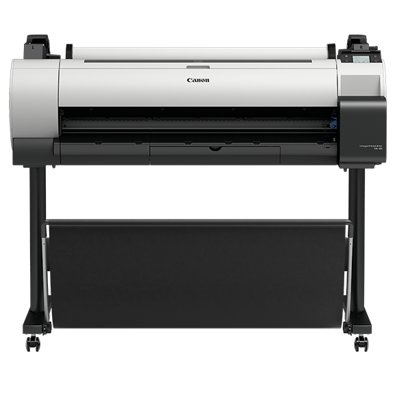 "Absolute Toner $76.94/mo. Canon ImagePROGRAF TA-30 36"" plotter large Format Printer Large Format Printer"