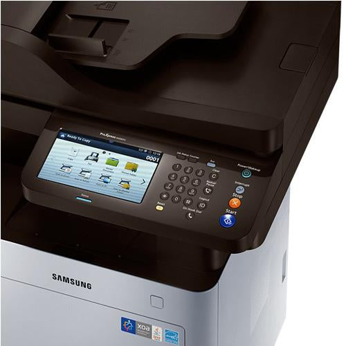 Absolute Toner $29.99/Month Samsung ProXpress SL-M4080FX Laser Multifunction Printer - Monochrome Showroom Monochrome Copiers