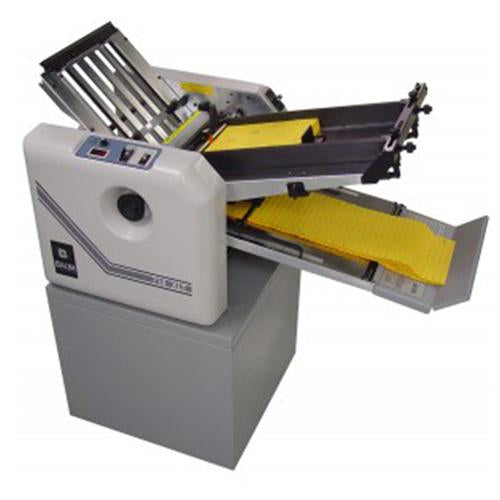 Absolute Toner $75/Month BAUM 714XLT ULTRAFOLD TABLETOP FOLDER 1st Station 714 XLT Baum Folder Showroom Folder