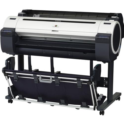 "New Repossessed 36"" Canon ImagePROGRAF iPF770 Graphic Color Large Format Printer"
