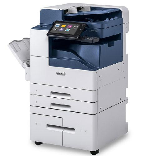 Xerox Altalink B8055 Black and White Multifunction Printer Copier Scanner with Built-In Mobile Connectivity