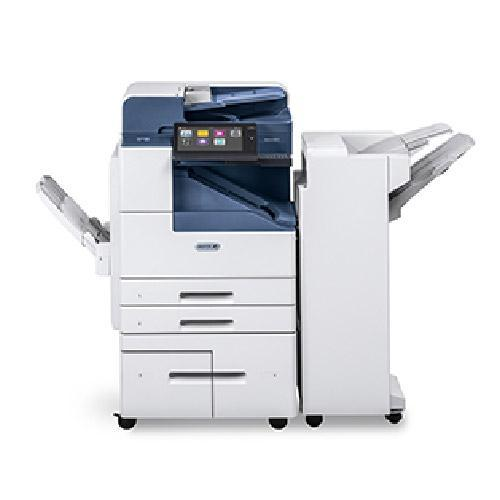 Only 27k Pages - Newer Model Xerox Altalink B8055 Black and White Photocopier Printer Scanner