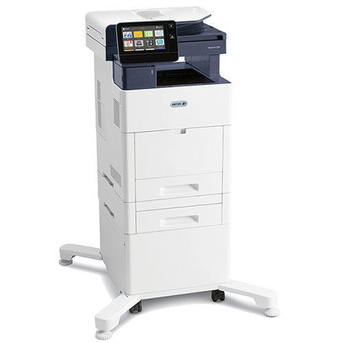 DEMO Xerox VersaLink C505 Color Multifunction Printer Copier Scanner Newer Model
