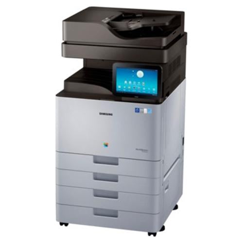 Absolute Toner Samsung MultiXpress SL-X7500LX Color Laser Multifunction Printer, Copier, Scanner, 11x17 - $45/month Showroom Color Copiers