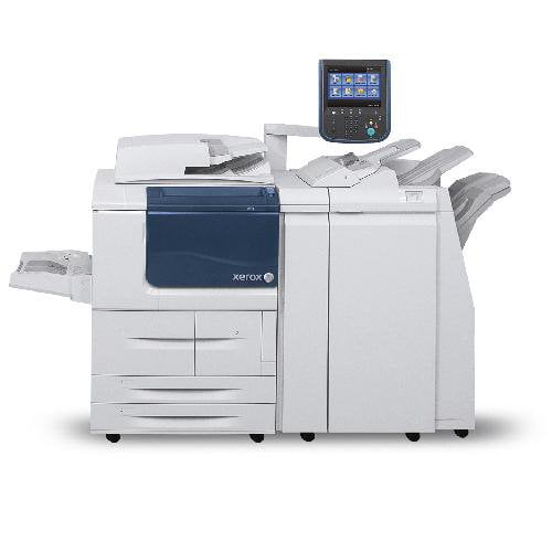 Absolute Toner $195/month - REPOSSESSED Xerox D95 Monochrome Production Printer Copier High Quality Photocopier Print Speed 100PPM Large Format Printer