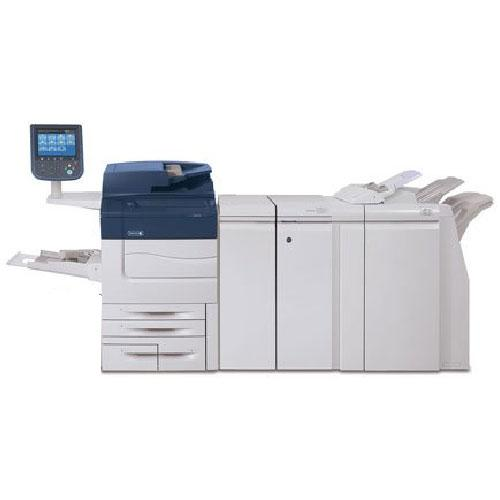 only $195/month - A Unique one of a kind PRO series Xerox Color C60 High Quality Multifunction Copier Printer Scanner finisher - Only 28k Pages Printed