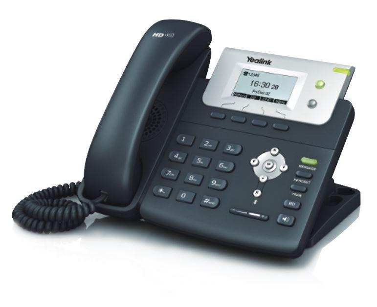 Absolute Toner YEALINK SIP-T21P-E2 ENTRY LEVEL IP PHONE WITH POE