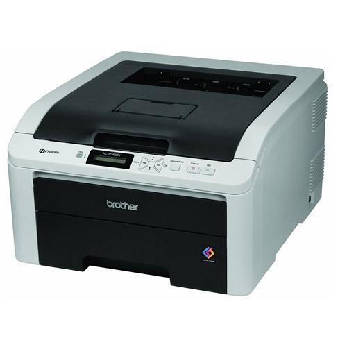 Absolute Toner REPOSSESSED Brother HL-3045CN Wireless Color Laser Printer Laser Printer