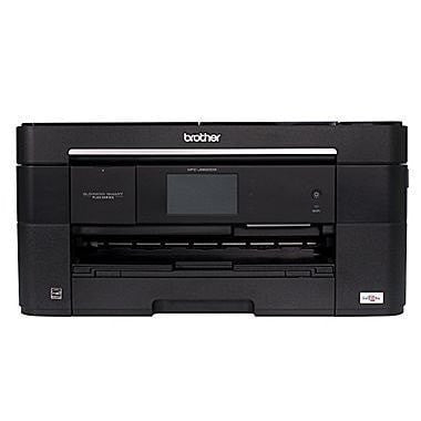 Brother MFC-J5620DW Color Inkjet All-in-One Wireless Printer with Free Set of Ink (LC203)