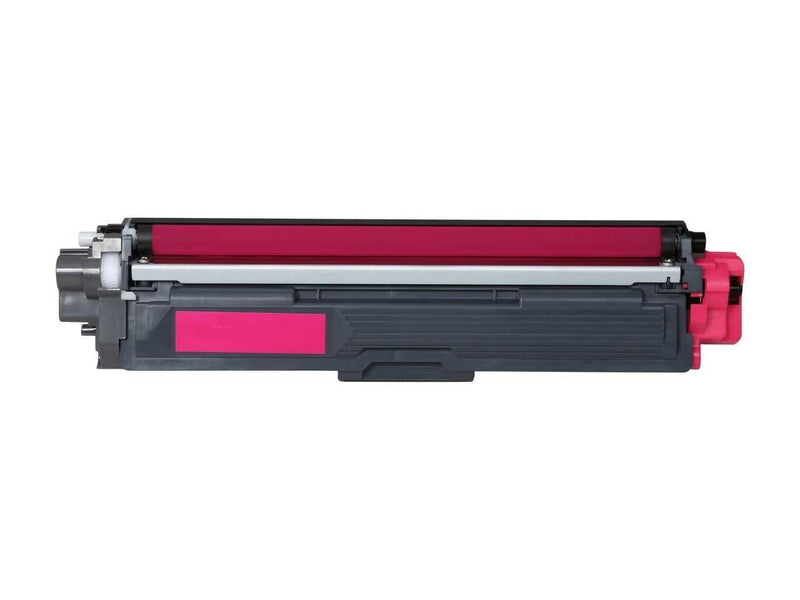 Brother TN-225 Magenta Toner + Brother DR-221 Drum Unit Cartridge Combo (High Yield Of TN-221)