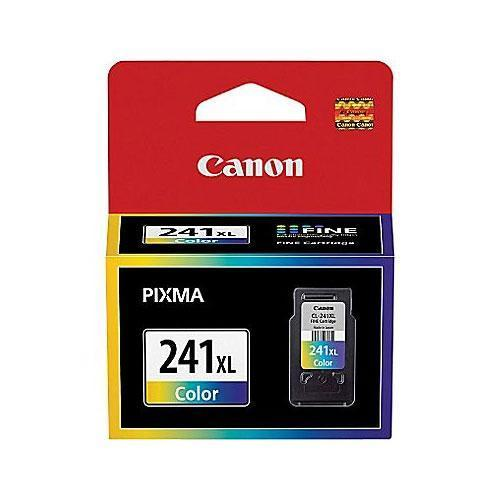 Absolute Toner Canon PG-241XL Original High Yield Color Ink Cartridge (5206B001) Canon Ink Cartridges