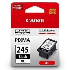 Canon PG-245XL OEM High Yield Black Ink Cartridge (8278B001)