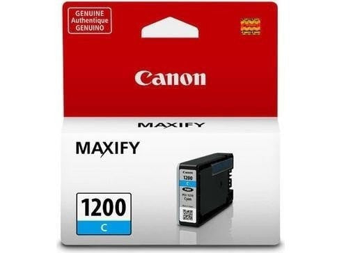 Canon PGI-1200 OEM Cyan Ink Tank Cartridge (9232B001)