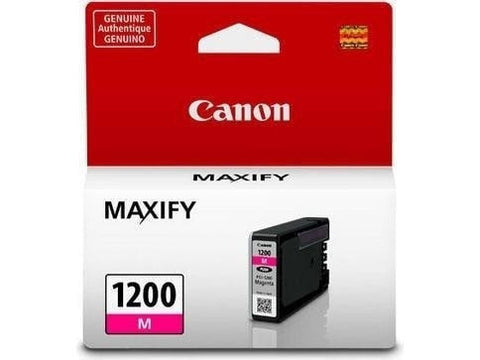 Canon PGI-1200 OEM Magenta Ink Tank Cartridge (9233B001)