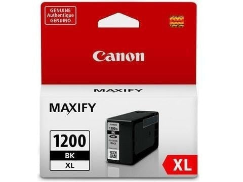 Canon PGI-1200XL OEM High Yield Black Ink Tank Cartridge (9183B001)