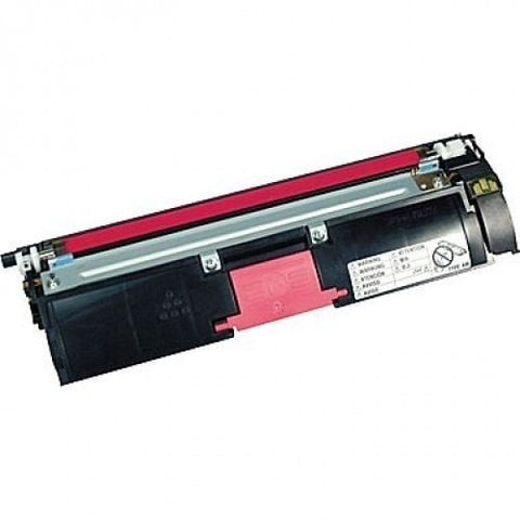Compatible for Minolta 2400 Magenta Toner Cartridge (2400M)