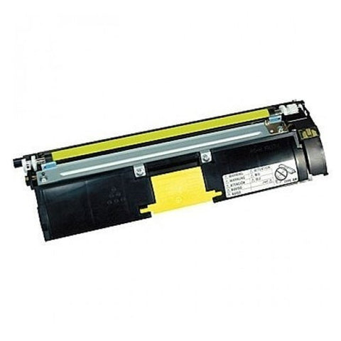 Compatible for Minolta 2400 Yellow Toner Cartridge (2400Y)