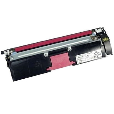Compatible for Minolta 2500 Magenta Toner Cartridge (2500M)