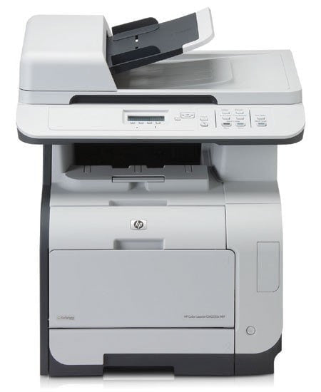 HP Colour LaserJet CM2320nf With A Full Set Of FREE Toners! Used Machine