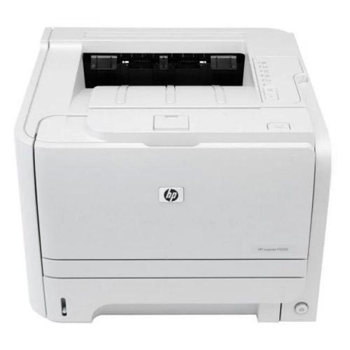 Absolute Toner HP LaserJet P2035n Monochrome Printer - Pre Owned Laser Printer