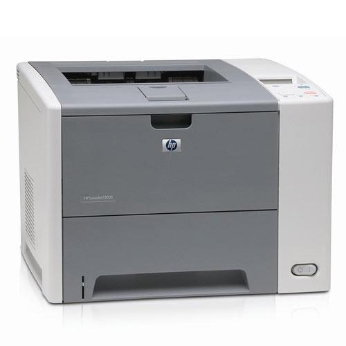 HP LaserJet P3005N Monochrome Multifunction Printer