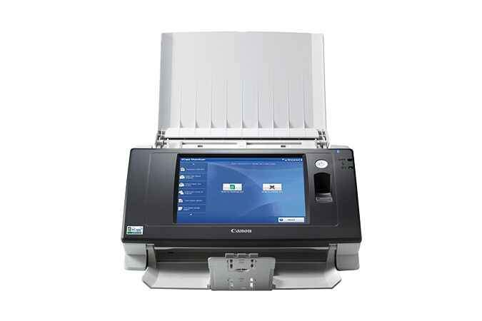 imageFORMULA ScanFront 300eP Networked Document Scanner
