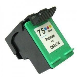 Ink Cartridge Compatible for HP 75