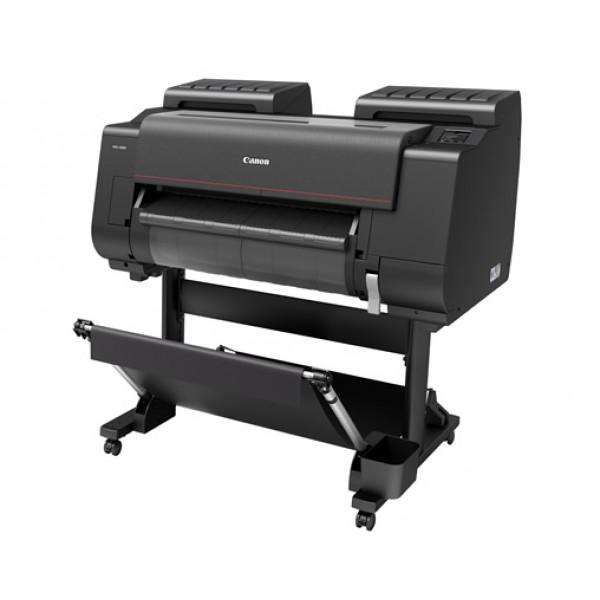 "Lease To Own: Canon 24"" ImagePROGRAF PRO-2000 Graphic Color Large Format Printer"