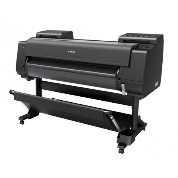 "Lease To Own: Canon 44"" ImagePROGRAF PRO-4000 Graphic Color Large Format Printer"