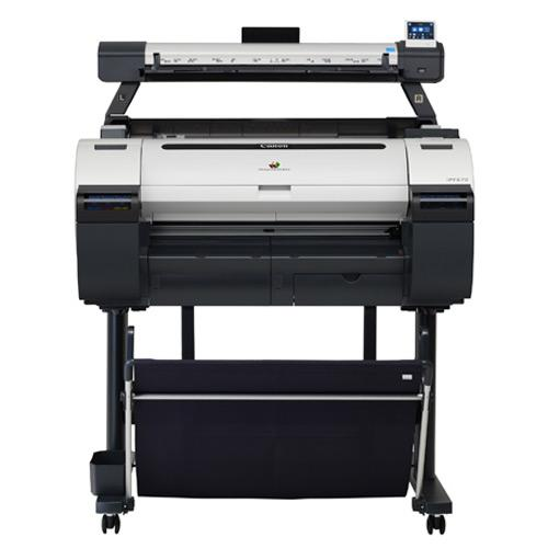 "Brand New - Canon 24"" imagePROGRAF iPF670 Color Large Format Printer with L24e Scanner and Stand"