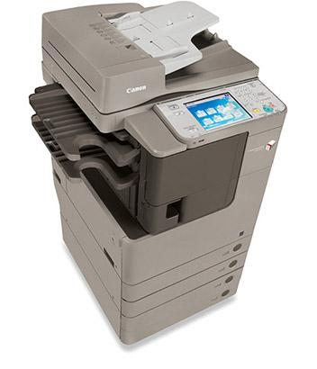 Canon ImageRUNNER ADVANCE 4251 Black and White Digital Multifunctional Printer Photocopier