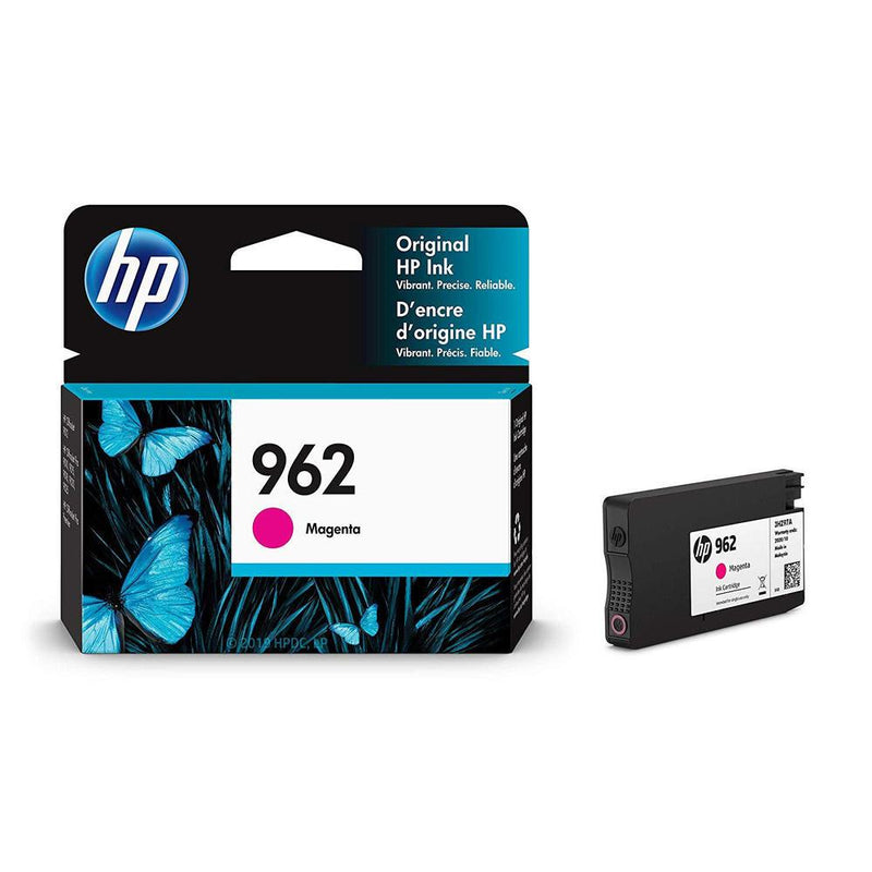Absolute Toner 3HZ97AN#140 HP #962 MAGENTA ORIGINAL INK CARTRIDGE HP Ink Cartridges