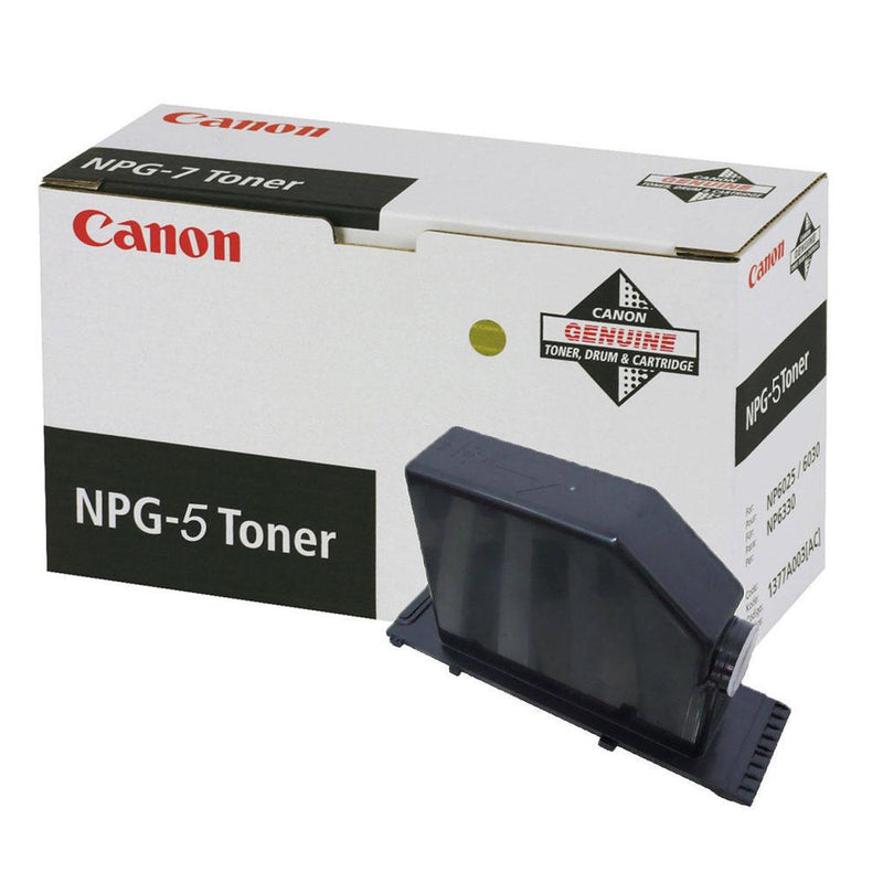 Absolute Toner Original Canon toner NPG-5 used for models NP-3030/3050 Original Canon Cartridges