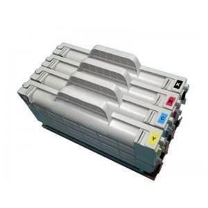 Lexmark C510B C510C C510M C510Y Compatible Toner Cartridge Color Combo