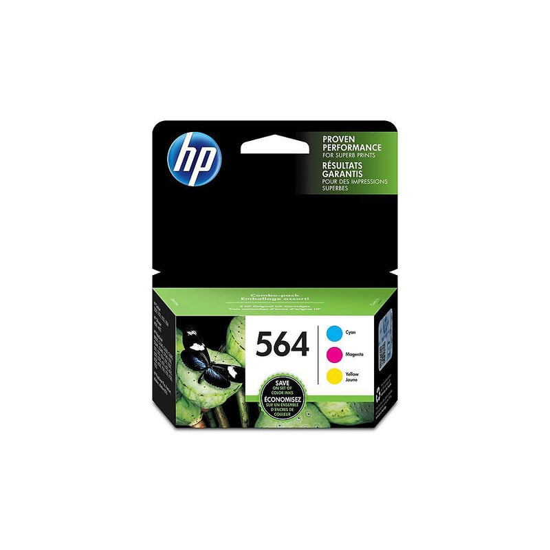 Absolute Toner N9H57FN#140 HP #564 Retail Combo Pack HP Ink Cartridges