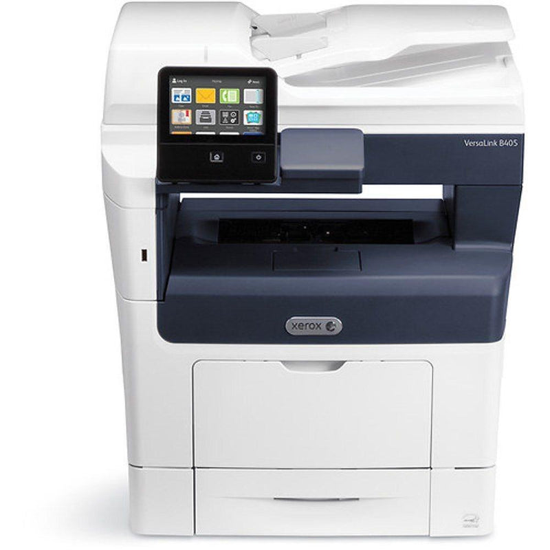 Absolute Toner $25/month. New Repo Xerox Versalink B405 Monochrome Multifunction  Printer Office Copier Scanner only 4K pages printed Laser Printer