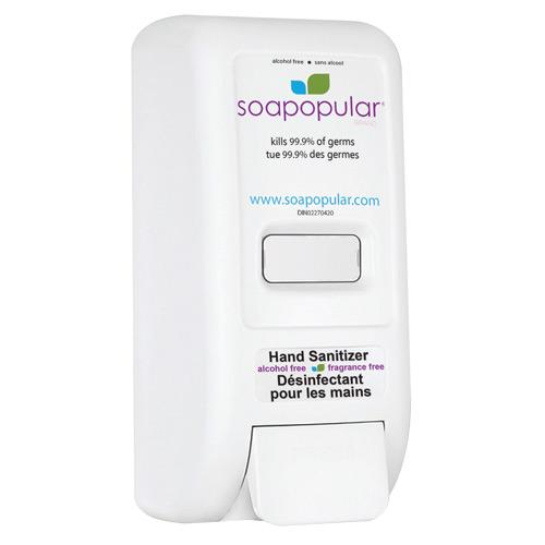 Absolute Toner 4000ml Manual Alcohol Free Hand Sanitizing Dispensing Station - In Stock Next Day Delivery Sanitizer