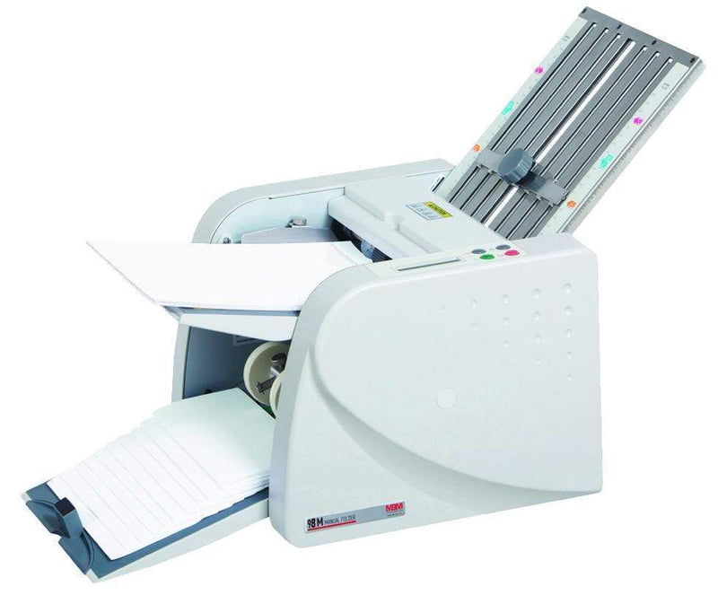 Absolute Toner $83.60/Month 408A MBM Dependable automatic folder - Brand New with Warranty Showroom Folder
