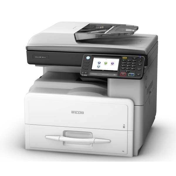 Absolute Toner RICOH B/W MP 305SPF 305 SPF Multifunction Desktop Laser Printer, Copier, Scanner Showroom Monochrome Copiers