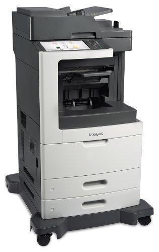 Absolute Toner BRAND NEW from REPO - $48.95/Month Lexmark MX-811de MX811 MX811de Monochrome Laser Multifunction Printer NEW Repossessed Showroom Monochrome Copiers