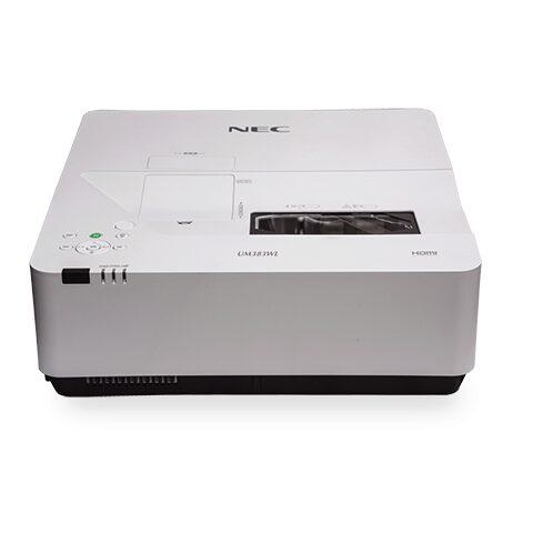 Absolute Toner NEC UM383WL 3800 Lumen Ultra Short Throw LED Projector Projector